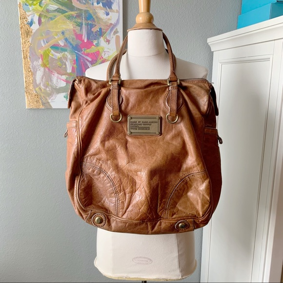 Marc by Marc Jacobs Leather Tote *Damaged*